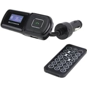 Scosche® BTFreq™ BTFM Bluetooth Handsfree Car Kit, Black
