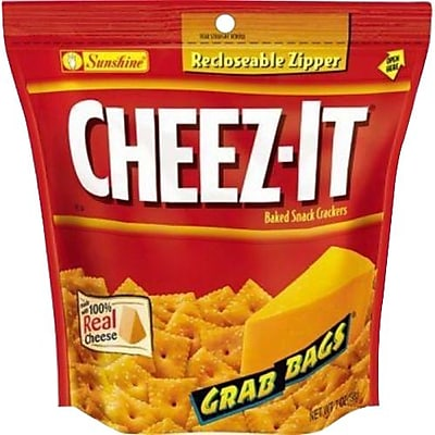 Kellogg s Cheeze It Cheese Cracker 7 oz. KELL20408