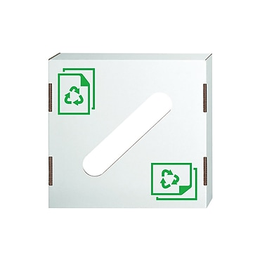 Bankers Box® Waste and Recycling Bins, 10/Pack