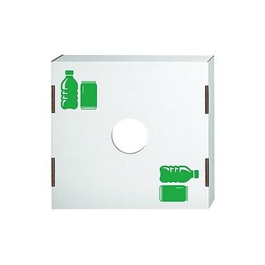 Bankers BoxMD – Couvercle pour les déchets ou le recyclage, 10/paquet