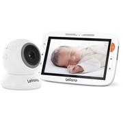 LevanaMD AlexaMC – Moniteur vidéo pour bébé de 5 po (32199)