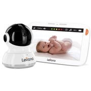 "Levana® Aria™ 7"" Touchscreen Pan/Tilt/Zoom Video Baby Monitor, (32203)"