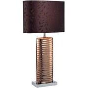 Aurora Lighting CFL Table Lamp - Polished Chrome (STL-LTR441823)