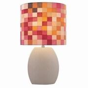 Aurora Lighting CFL Table Lamp - Latte (STL-LTR445050)