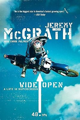 Wide Open: A Life in Supercross, Paperback (9780060537289) 2339544