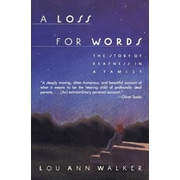 A Loss for Words, Paperback (9780060914257)