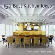 150 Best Kitchen Ideas, Hardcover (9780061704406)