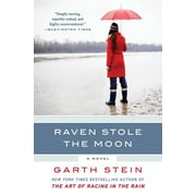 Raven Stole the Moon: A Novel by Garth Stein (2010, Paperback) NEW