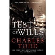 A Test of Wills, Paperback (9780062091611)