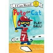Pete the Cat: Play Ball!, Hardcover (9780062110671)