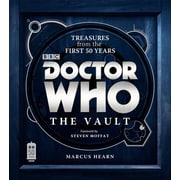 Doctor Who: The Vault, Hardcover (9780062280633)