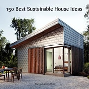 150 Best Sustainable House Ideas, Hardcover (9780062315496)