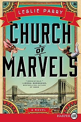 Church of Marvels LP, Paperback (9780062392855) 2241241