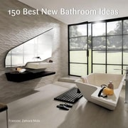 150 Best New Bathroom Ideas, Hardcover (9780062396143)