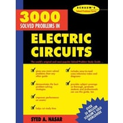 3,000 Solved Problems in Electrical Circuits, Paperback (9780070459366)