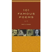 101 Famous Poems, Hardcover (9780071419307)