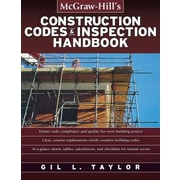 Construction Codes and Inspection Handbook, Paperback (9780071468251)