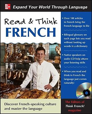 Read & Think French [With CD (Audio)], Paperback (9780071702331) 2213811