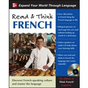 Read & Think French [With CD (Audio)], Paperback (9780071702331)