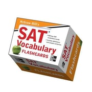 McGraw-Hill's SAT Vocabulary Flashcards, Paperback (9780071766418)
