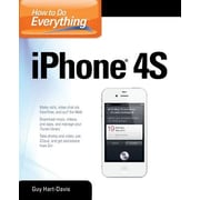 How to Do Everything iPhone 4s, Paperback (9780071783071)