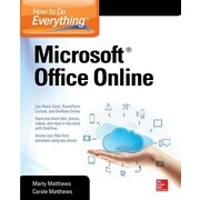 How to Do Everything: Microsoft Office Online, Paperback (9780071850070)