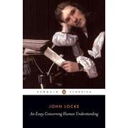 An Essay Concerning Human Understanding, Paperback (9780140434828)