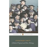 A Modest Proposal and Other Writings, Paperback (9780140436426)