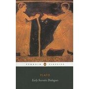 Early Socratic Dialogues, Paperback (9780140455038)