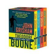 Theodore Boone Box Set, Paperback (9780147514448)