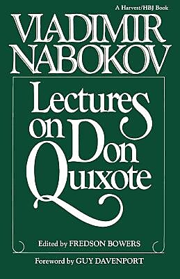 Lectures on Don Quixote, Paperback (9780156495400) 2174975