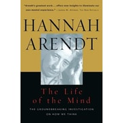 Life of the Mind: One/Thinking, Two/Willing, Paperback (9780156519922)