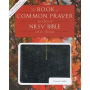 1979 the Book of Common Prayer & Bible-NRSV, Hardcover (9780195288414)