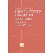 New Oxford Annotated Apocrypha-NRSV, 0004, Hardcover (9780195289619)