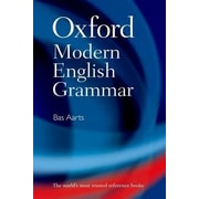 Oxford Modern English Grammar, Hardcover (9780199533190)