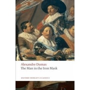 The Man in the Iron Mask, Paperback (9780199537259)