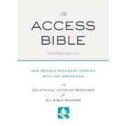 Access Bible-NRSV, Paperback (9780199777532)