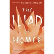 The Iliad of Homer, Paperback (9780226470498)