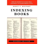Indexing Books, 0002, Hardcover (9780226552767)