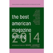 The Best American Magazine Writing 2014, Paperback (9780231169578)
