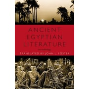 Ancient Egyptian Literature: An Anthology, Paperback (9780292725270)