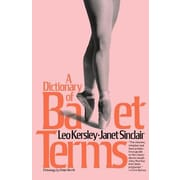 Dictionary of Ballet Terms, Paperback (9780306800948)