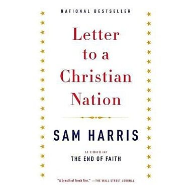 Letter to a Christian Nation Paperback  9780307278777  Staples pgP1ewog