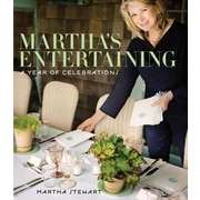 Martha's Entertaining: A Year of Celebrations, Hardcover (9780307396464)