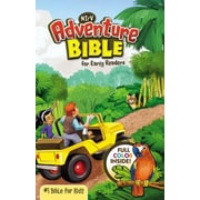 Adventure Bible for Early Readers-NIRV, Hardcover (9780310727422)