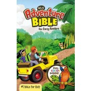 Adventure Bible for Early Readers-NIRV, Paperback (9780310727439)