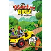 Adventure Bible for Early Readers-NIRV, Hardcover (9780310727460)