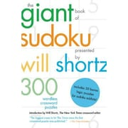 The Giant Book of Sudoku, Paperback (9780312357641)