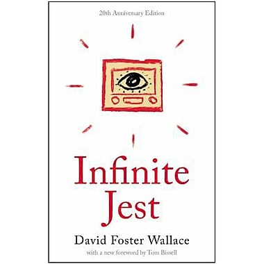 a review of infinite jest a novel by david foster wallace The publication of infinite jest on feb 1, 1996 turned david foster wallace, 34, into a literary rock star.