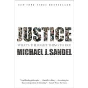 Justice: What's the Right Thing to Do?, Paperback (9780374532505)